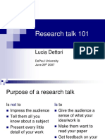 Idea ResearchPresentation 2