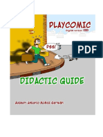 Didacticguide Play Comic