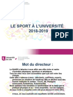 Info Sport lille 1
