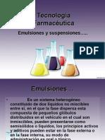 emulsiones y suspensiones