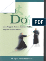 Journal of non-lethal combatives: znkr jodo history, taylor.