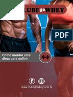 Como Montar Uma Dieta Para Definir[1]