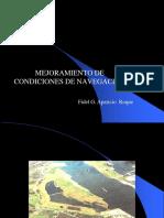 10ma Clase - Mejoramiento de Condiciones de Navegacion