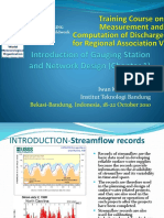 Gauging Streamflow Chapter 1
