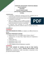 LICENCIAMIENTO DE PROYECTOS