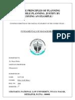 CSR Pranav Raj 20301