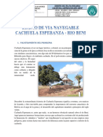 Proyecto Final Rio Beni