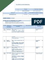 Planificacion matematica  OCTUBRE 3°