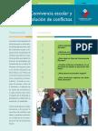 Convivencia Escolar y Resolución de Conflictos  - Gobierno de Chile - Ccesa007