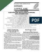 June 2006 Western Meadowlark Newsletter ~ San Bernardino Valley Audubon Society