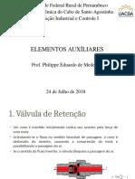 (05) Elementos Auxiliares [PNEUMÁTICA]