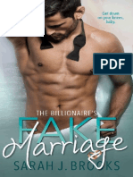 O Casamento Falso Do Bilionário Sarah J Brooks