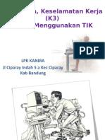 kesehatan-keselamatan-kerja-k3 lpk kanira.ppt