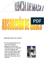 Absorciondegases