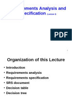 LECTURE 7i Requirements Analysis