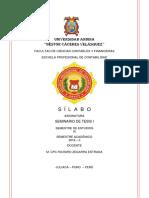 Silabo Tesis I 2018_2 Oficial-richard