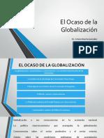 El Ocaso de la Globalizacioìn