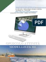 Opuscolo illustrativo sulle attività modellistiche - Ing. Piscopia Rodolfo