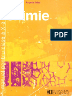Ursea, Luminita - Chimie, Manual Pentru Clasa a X-A