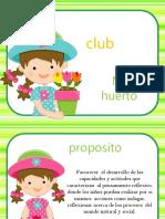 Club El Huerto Escola r Meep