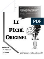 La Doctrine du Péché Originel (french version)