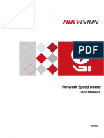 Ud06695b Baseline User Manual of Network Speed Dome v5.5.0 20170817 0