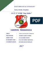 Carpeta Pedagogica - 2016-Norma