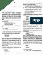 Tema 15 TAD de Medicina y Cirugía de Urgencias. Alteraciones Ácido Base. Gasometría Venosa