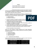 Bibliografía - Psicología Educacional - RESUMEN