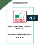 Movimiento Regional Gana Ayacucho
