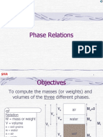 Ch 5 Phase Relations