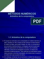 Aritmetica de La Computadora