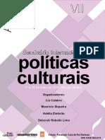 Anais do VII Seminário Internacional de Políticas Culturais - 2016.pdf