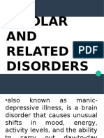 Bipolar and Related Disorder.odp