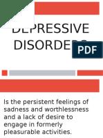Depressive Disorder.odp