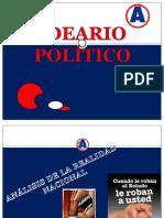 Ideario Político App i Parte