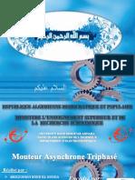 Republique Algerienne Democratique Et Populaire
