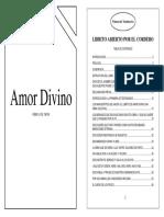 Libri to de Am or Divino