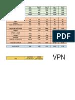 Flujo de Caja VPN