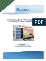 Guía de HISCI - Componente Dos Evaluación Del Riesgo