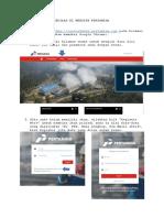 Cara Mendaftar Pekerjaan Di Website Pertamina