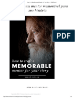 How to Craft a Memorable Mentor for Your Story — Well-Storied