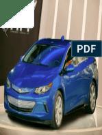 auto azul