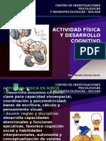 Actividad Fisica y Desarrollo Cognitivo 1