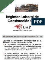 Regimen Construccion