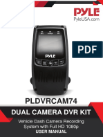 Mercedes Car DashCam PLDVRCAM74