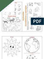 Fichas Ultimos Temas Ciencias Primero