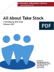 All About Take Stock