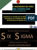 Seis Sigma Cip-lima PDF