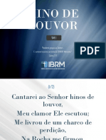 VM 001 - Hino de Louvor